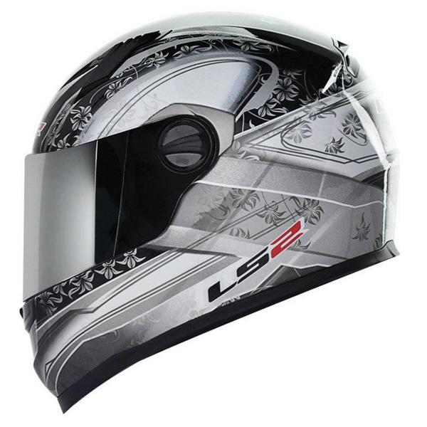 Capacete LS2 FF358 Ginger Cinza Promo - Ganhe Bon� LS2 !!  - Super Bike - Loja Oficial Alpinestars