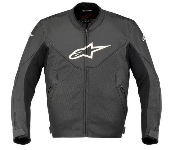 Jaqueta Alpinestars Indy Couro  - Super Bike - Loja Oficial Alpinestars