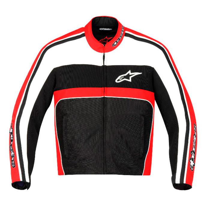 Jaqueta Alpinestars T-Dyno Air (Tricolor/ Ventilada)  - Super Bike - Loja Oficial Alpinestars