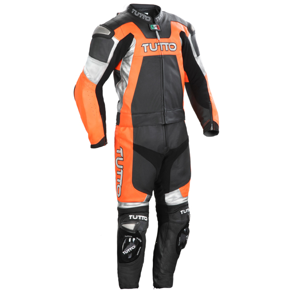 Macac�o Tutto Titanium Fluor - 2 pe�as  - Super Bike - Loja Oficial Alpinestars