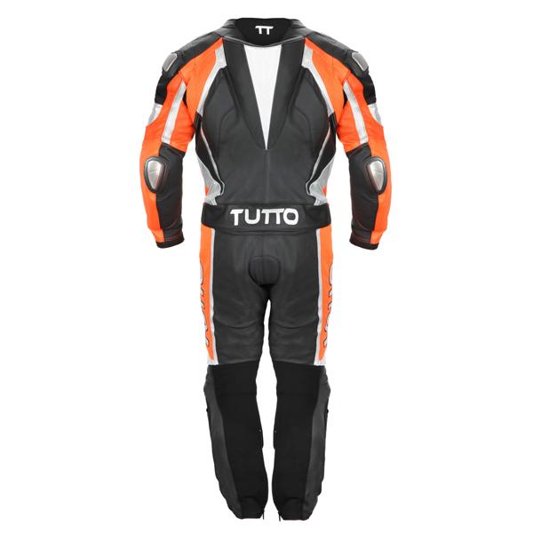 Macacão Tutto Titanium Fluor - 2 peças  - Super Bike - Loja Oficial Alpinestars