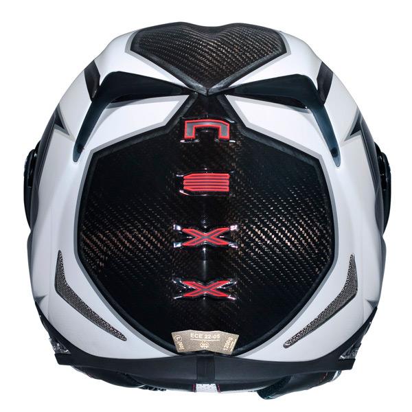 Capacete Nexx XR1R Carbon Speed Preto - Ganhe Camiseta  - Super Bike - Loja Oficial Alpinestars