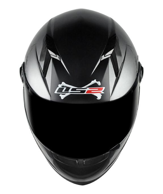 Capacete LS2 FF358 Misfits Titanium Promo  - Super Bike - Loja Oficial Alpinestars