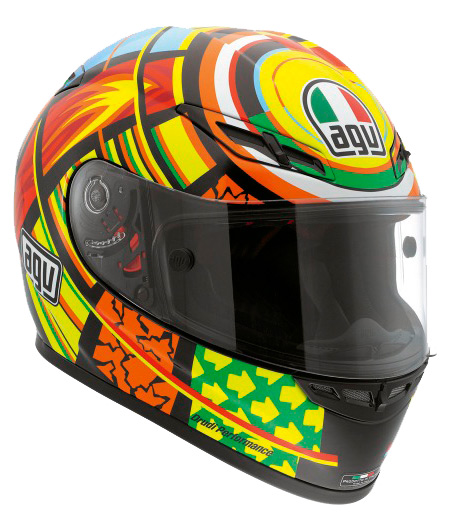 Capacete AGV GP-TECH Elements  - Super Bike - Loja Oficial Alpinestars