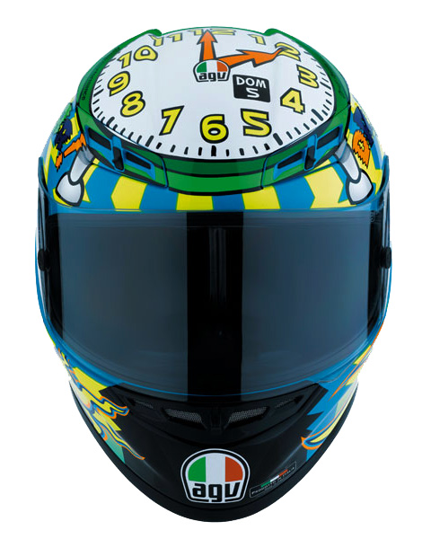 Capacete AGV GP-TECH Wake Up - Super Bike - Loja Oficial Alpinestars