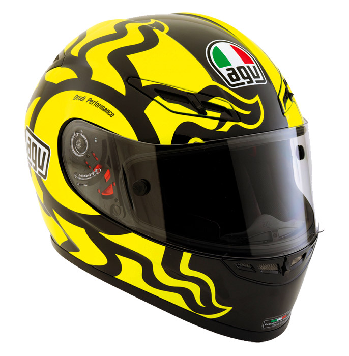 Capacete AGV GP-TECH Winter Test - Super Bike - Loja Oficial Alpinestars