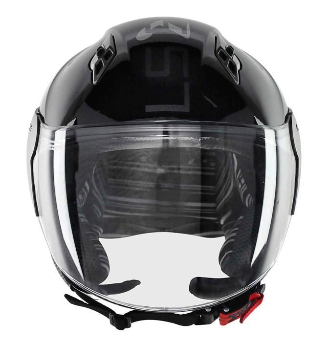 Capacete LS2 OF559 System - Preto - Ganhe Boné LS2 !!  - Super Bike - Loja Oficial Alpinestars