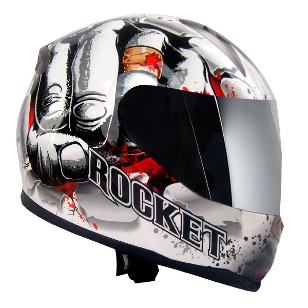 Capacete Joe Rocket FF388 Fist  - Super Bike - Loja Oficial Alpinestars