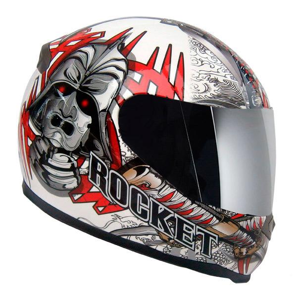 Capacete Joe Rocket FF388 Shogun  - Super Bike - Loja Oficial Alpinestars