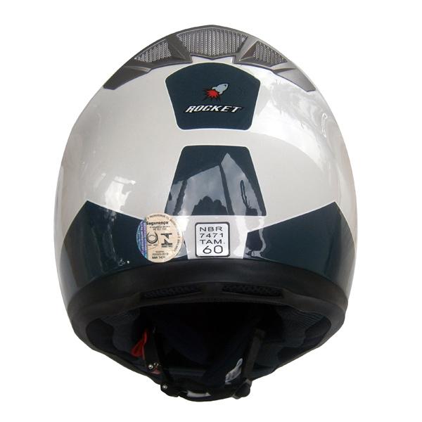 Capacete Joe Rocket FF388 Verm  - Super Bike - Loja Oficial Alpinestars