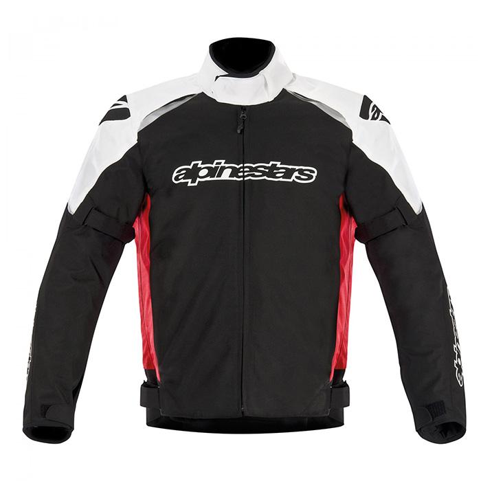 Jaqueta Alpinestars Alux WP vermelha (COMPRE JUNTO!)  - Super Bike - Loja Oficial Alpinestars