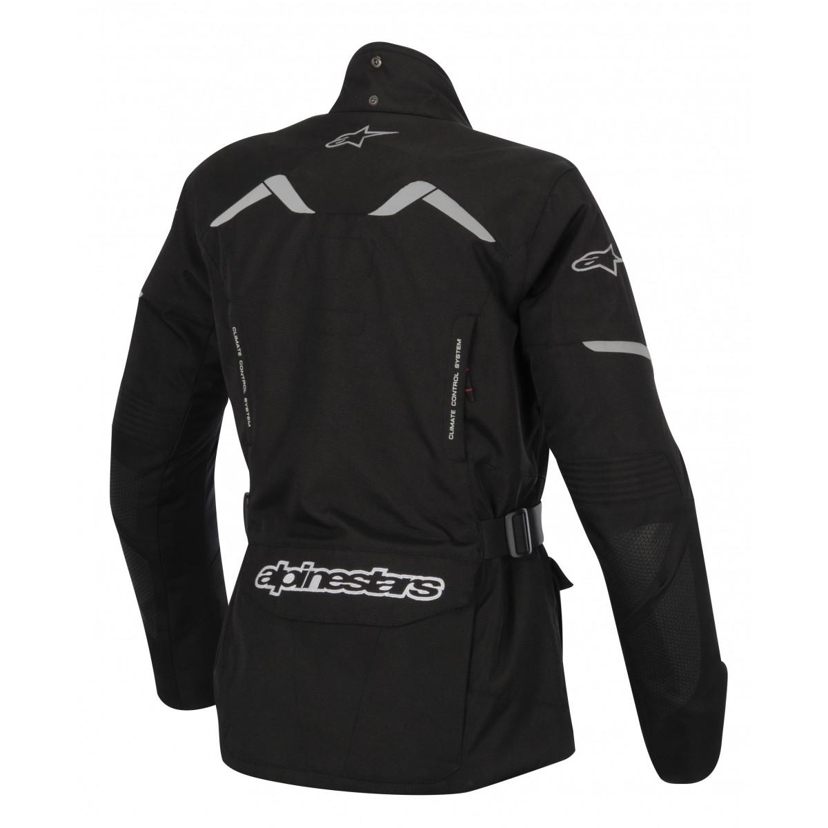 Jaqueta Alpinestars Stella Andes Drystar® WP Preta/ Feminina para Big Trail  - Super Bike - Loja Oficial Alpinestars