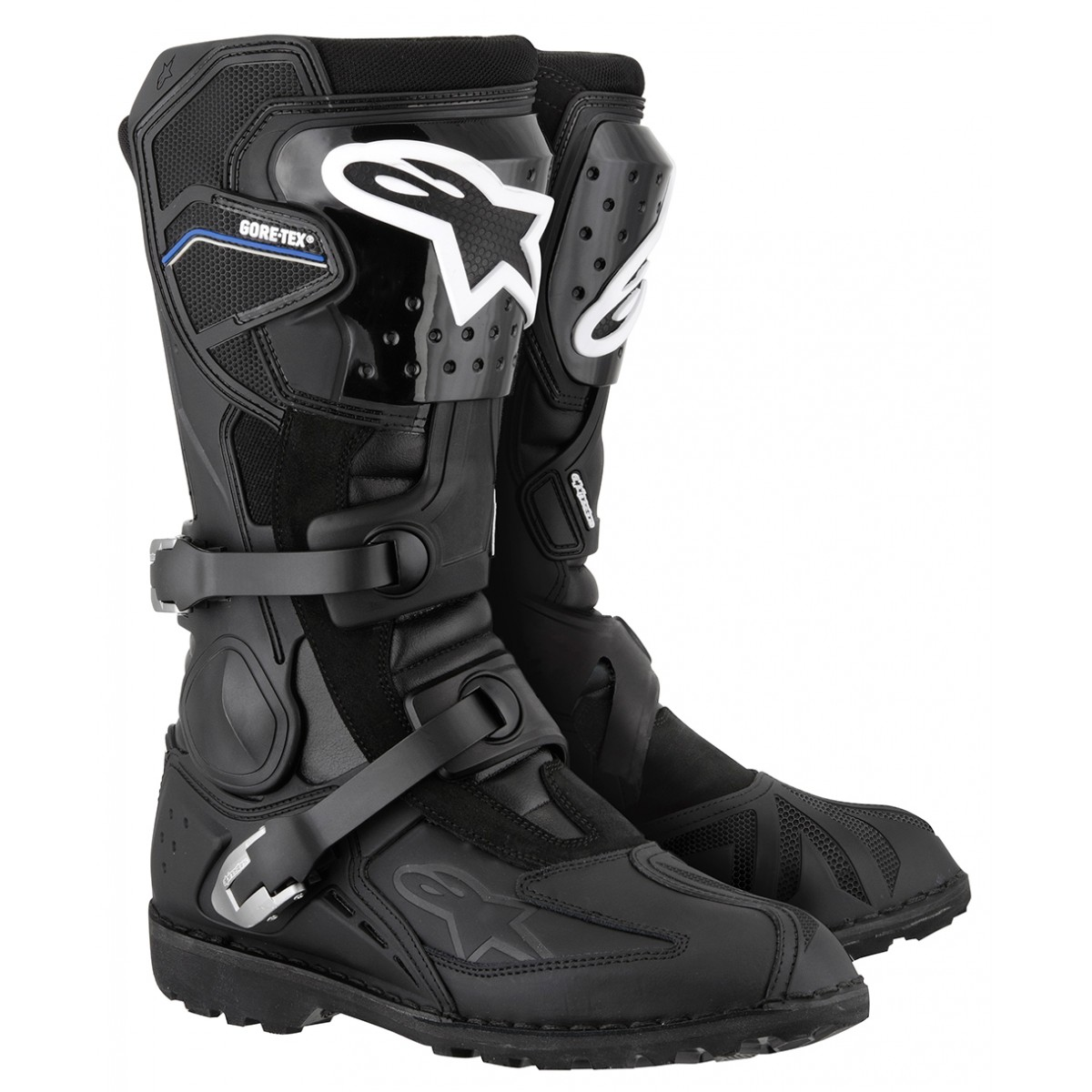 Bota Alpinestars Toucan Gore-Tex® XCR  (Impermeável)  - Super Bike - Loja Oficial Alpinestars