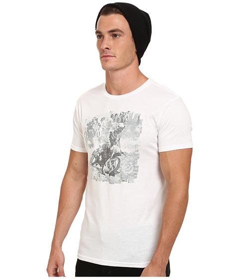 Camiseta Alpinestars Merge Branca Lan�amento!!  - Super Bike - Loja Oficial Alpinestars