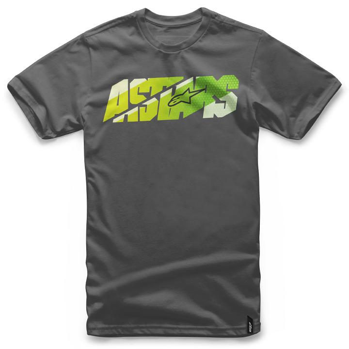 Camiseta Alpinestars Bars Tee Lançamento!! Edição Limitada  - Super Bike - Loja Oficial Alpinestars