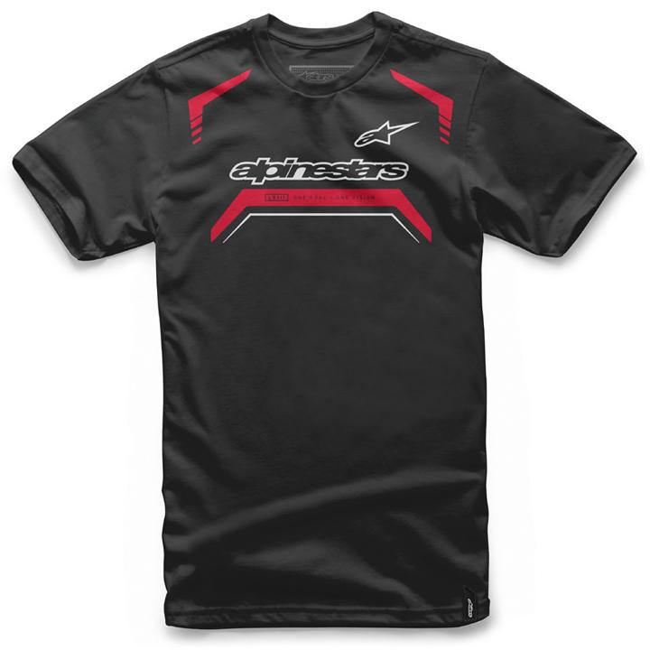 Camiseta Alpinestars Driven Tee Black Lançamento!! Edição Limitada ÚLTIMAS UNIDADES!  - Super Bike - Loja Oficial Alpinestars