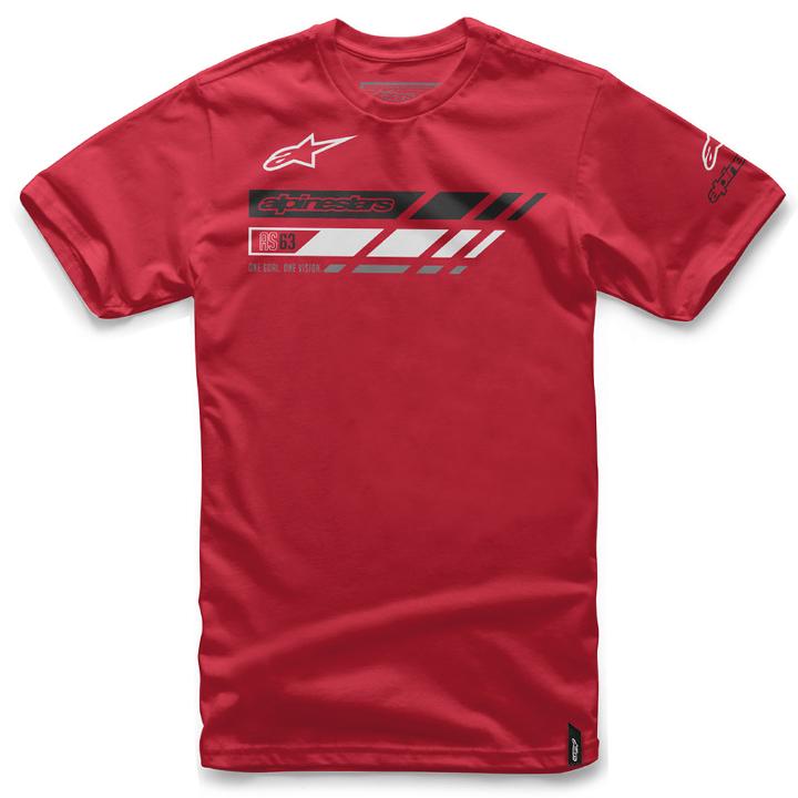 Camiseta Alpinestars Launch Tee Lançamento!! Edição Limitada! ÚLTIMAS UNIDADES!  - Super Bike - Loja Oficial Alpinestars