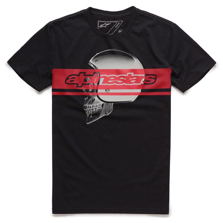 Camiseta Alpinestars Mind Tee (Black) Lançamento 2016  - Super Bike - Loja Oficial Alpinestars