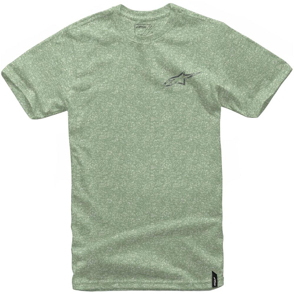 Camiseta Alpinestars Patina Green Lançamento!!  - Super Bike - Loja Oficial Alpinestars
