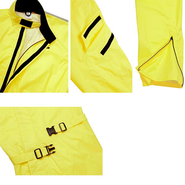 Capa de chuva Spidi Rain Flux Amarela - Pronta Entrega!  - Super Bike - Loja Oficial Alpinestars