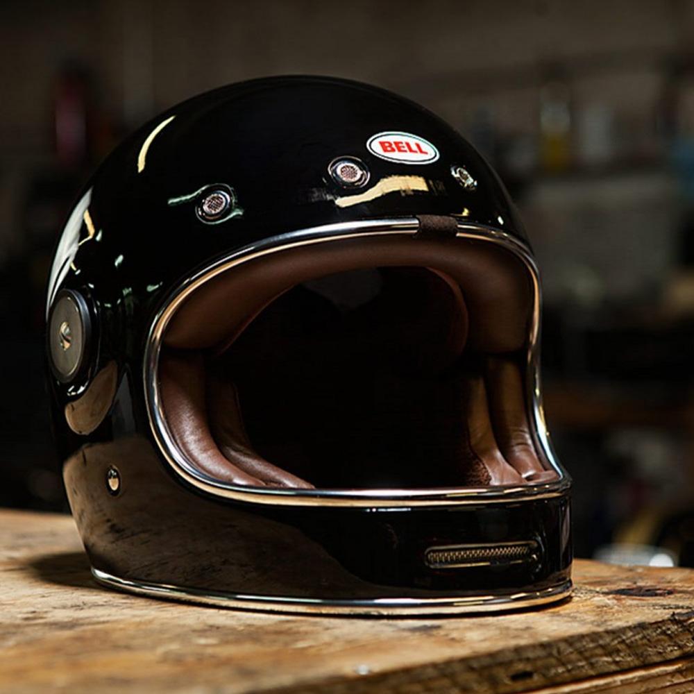 Capacete Bell Bullitt Preto  - Super Bike - Loja Oficial Alpinestars