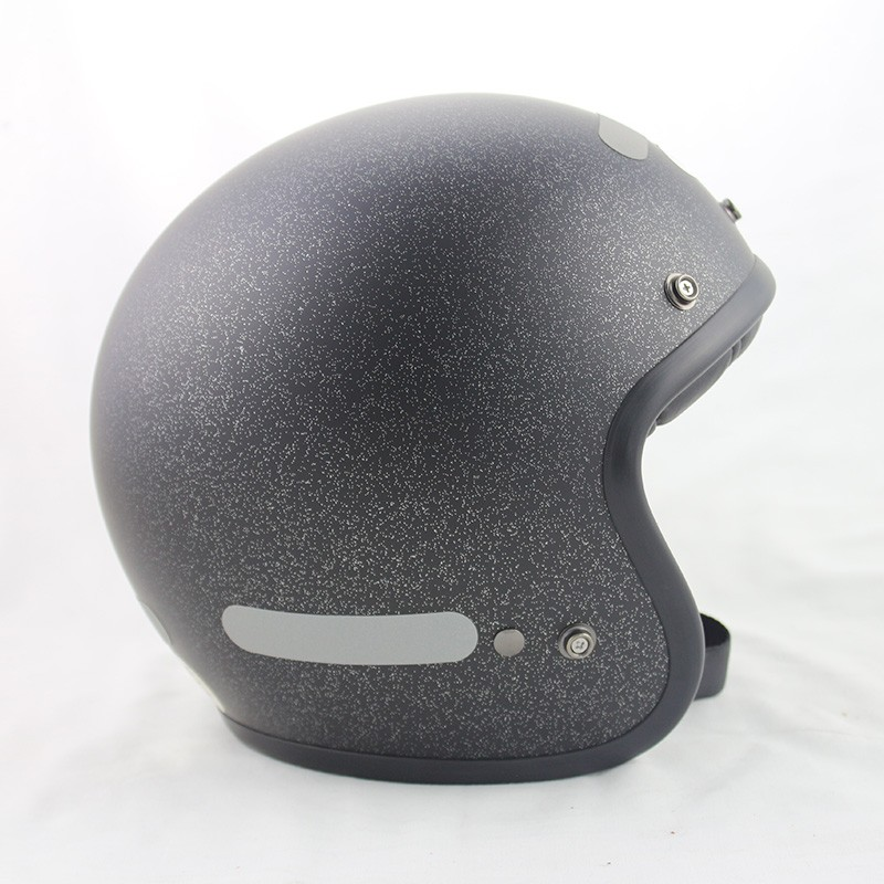 Capacete Bell Custom 500 Black Flake  - Super Bike - Loja Oficial Alpinestars