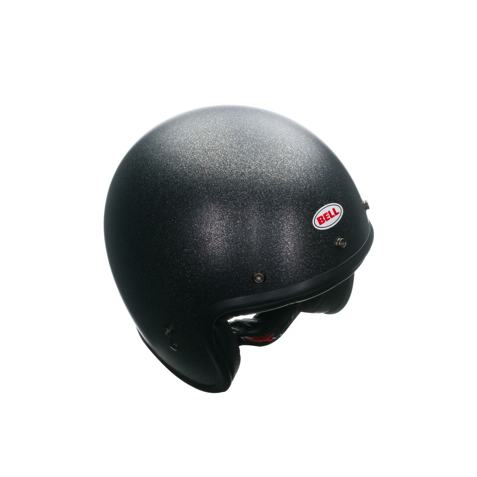 Capacete Bell Custom 500 Black Flake - Super Bike - Loja Oficial Alpinestars