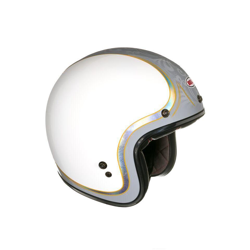 Capacete Bell Custom 500 Head Case  - Super Bike - Loja Oficial Alpinestars