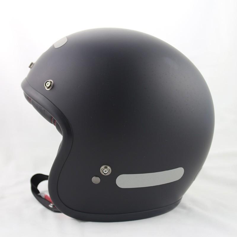 Capacete Bell Custom 500 Solid Matte Black  - Super Bike - Loja Oficial Alpinestars