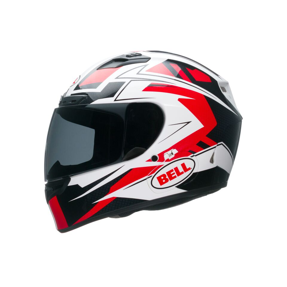 Capacete Bell Qualifier Clutch Red  - Super Bike - Loja Oficial Alpinestars