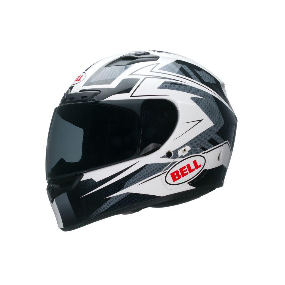 Capacete Bell Qualifier DLX Clutch Black  - Super Bike - Loja Oficial Alpinestars