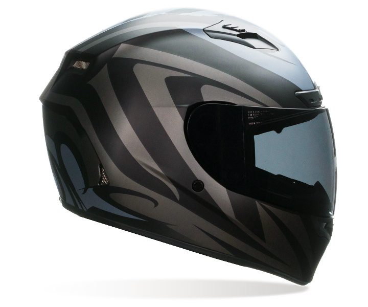 Capacete Bell Qualifier Impulse Black (Matte) Lançamento!!  - Super Bike - Loja Oficial Alpinestars