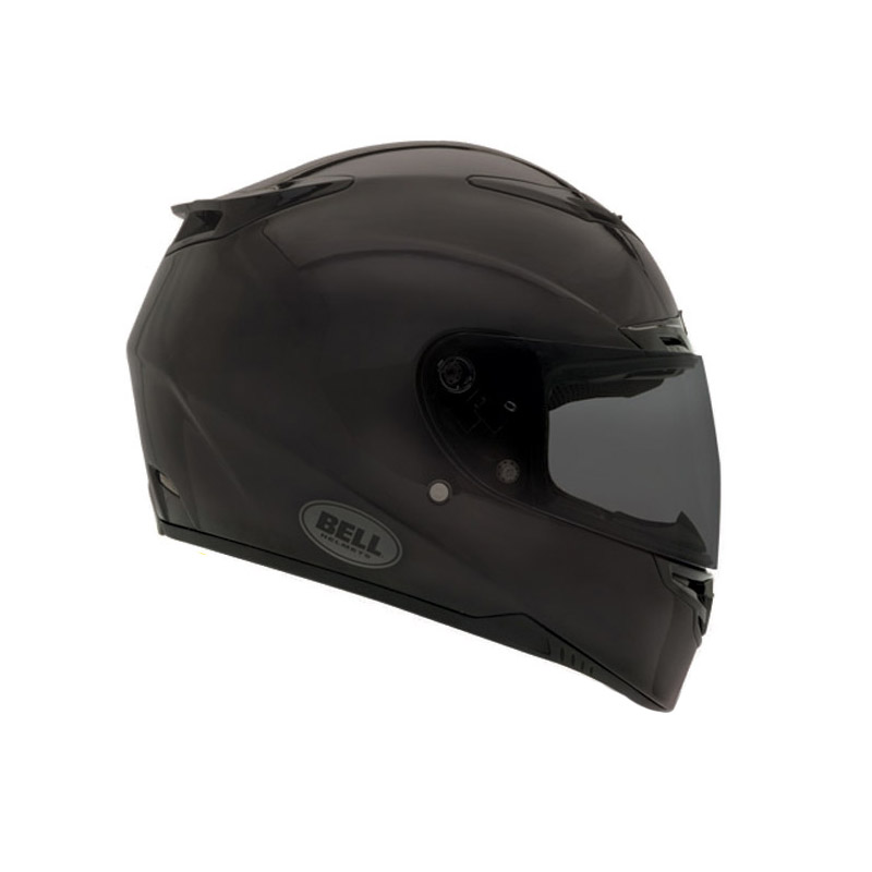 Capacete Bell RS-1 Solid Matte Black (Bi-Composto)  - Super Bike - Loja Oficial Alpinestars