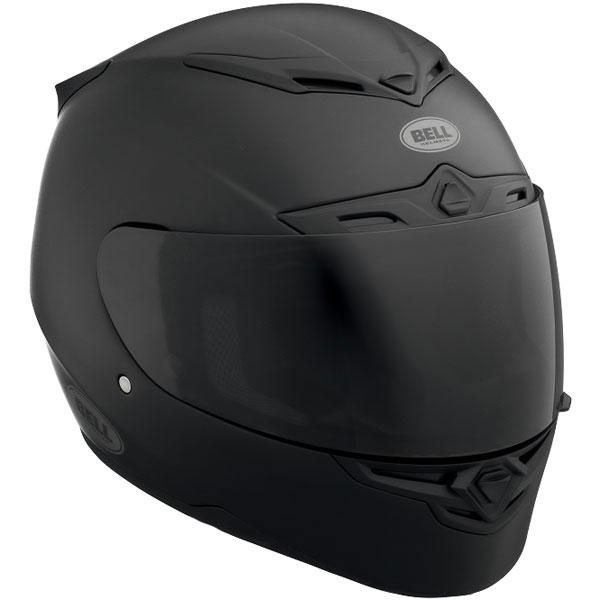 Capacete Bell RS-1 Solid Matte Black (Bi-Composto) (RS1) com Vídeo - Super Bike - Loja Oficial Alpinestars