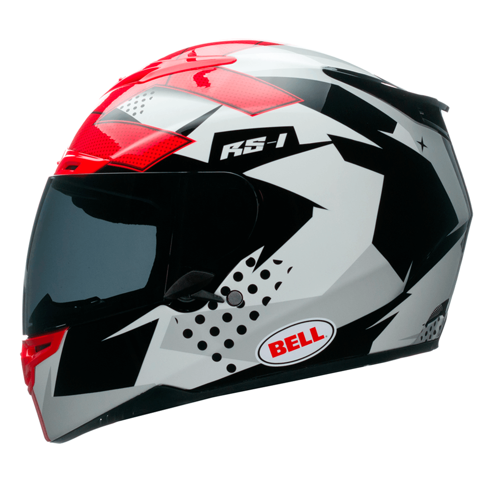 Capacete Bell RS-1 Topo Snow Carmo (Bi-Composto) (RS1) com Vídeo  - Super Bike - Loja Oficial Alpinestars