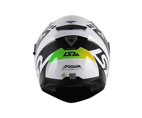 Capacete LS2 FF320 Stream Podium Green Lançamento!!  - Super Bike - Loja Oficial Alpinestars
