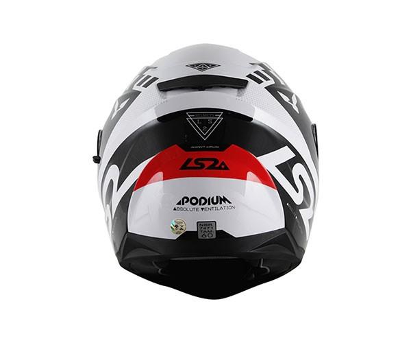 Capacete LS2 FF320 Stream Podium Red Lançamento!!  - Super Bike - Loja Oficial Alpinestars