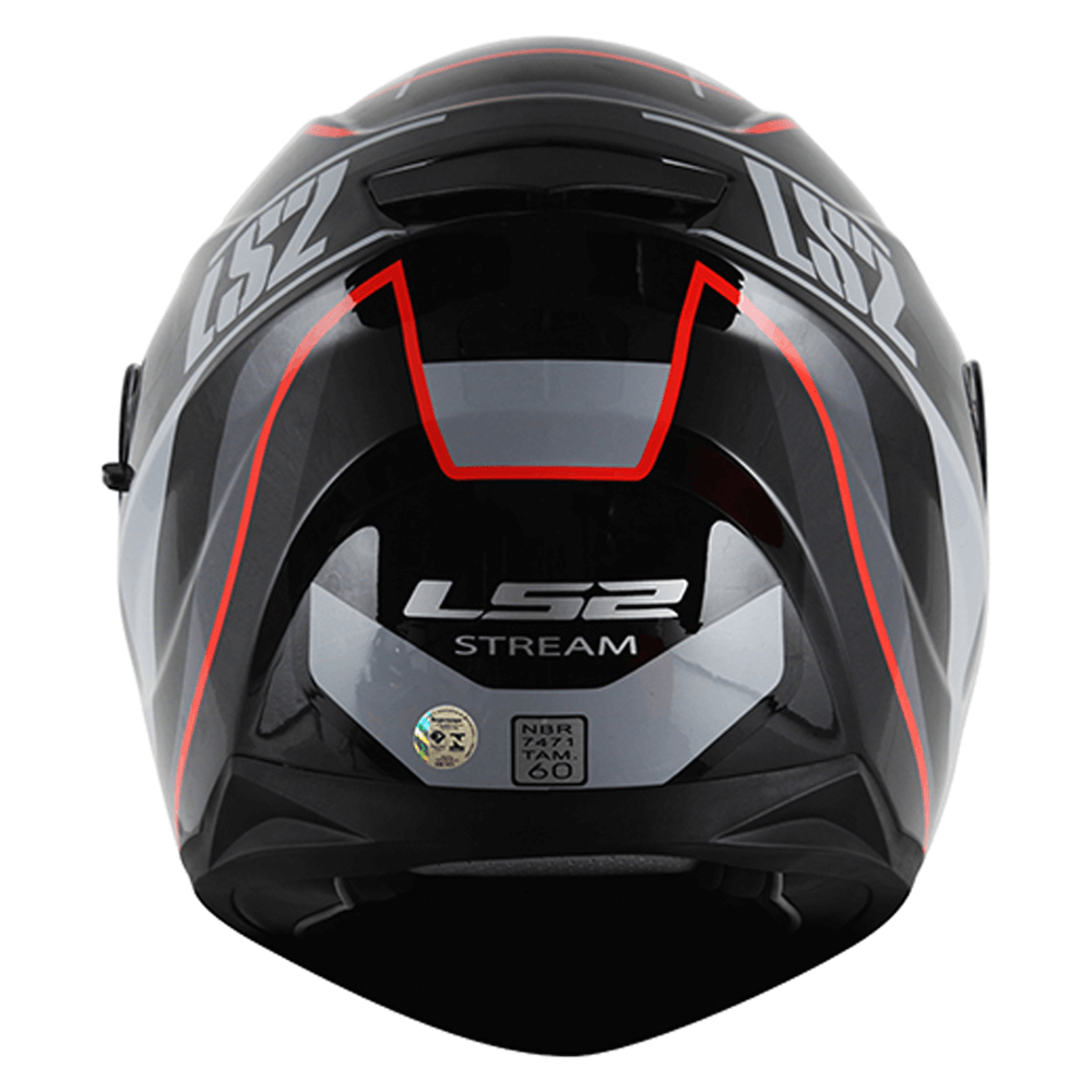 Capacete LS2 FF320 Stream Vantage (Red) Lançamento!!  - Super Bike - Loja Oficial Alpinestars