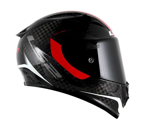 Capacete LS2 FF323 Arrow Carbon Tronic (Em Carbono) Escamoteável Lançamento!!  - Super Bike - Loja Oficial Alpinestars