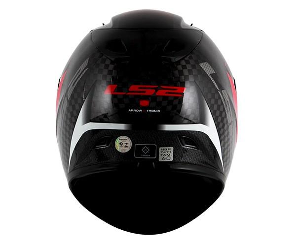 Capacete LS2 FF323 Arrow Carbon Tronic (Em Carbono) Escamote�vel Lan�amento!!  - Super Bike - Loja Oficial Alpinestars