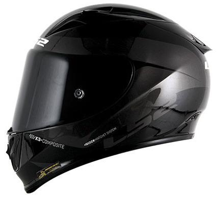 Capacete LS2 FF323 Arrow R Comet (Tri-composto) Black Lançamento!!  - Super Bike - Loja Oficial Alpinestars
