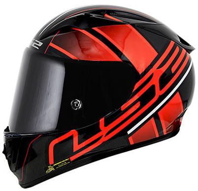Capacete LS2 FF323 Arrow R Ion (Tri-composto) Red Lançamento!!  - Super Bike - Loja Oficial Alpinestars