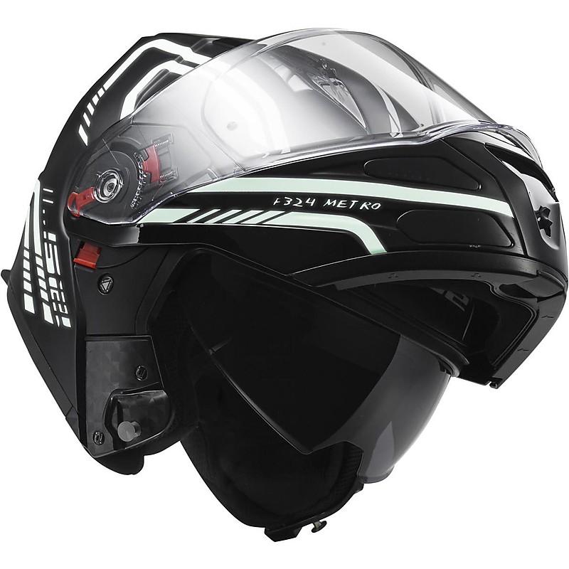 Capacete LS2 FF324 Metro Firefly Escamoteável!  - Super Bike - Loja Oficial Alpinestars