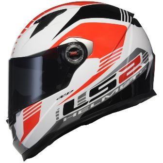 Capacete Ls2 FF358 Airflow (white/red) Banner01  - Super Bike - Loja Oficial Alpinestars