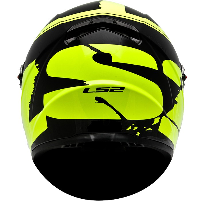 Capacete LS2 FF358 Fluo Gloss Amarelo  - Super Bike - Loja Oficial Alpinestars