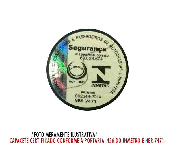 Capacete LS2 FF358 Réplica M. Lussiana  - Super Bike - Loja Oficial Alpinestars