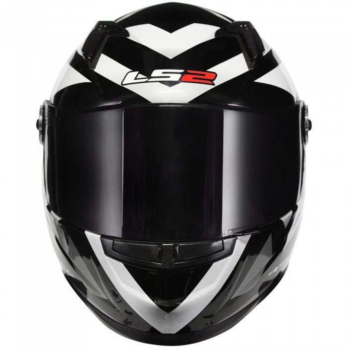 Capacete Ls2 FF358 Starwar (white /red)  - Super Bike - Loja Oficial Alpinestars