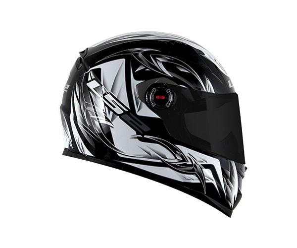 Capacete LS2 FF358 Tribal (Black) Lançamento!!  - Super Bike - Loja Oficial Alpinestars