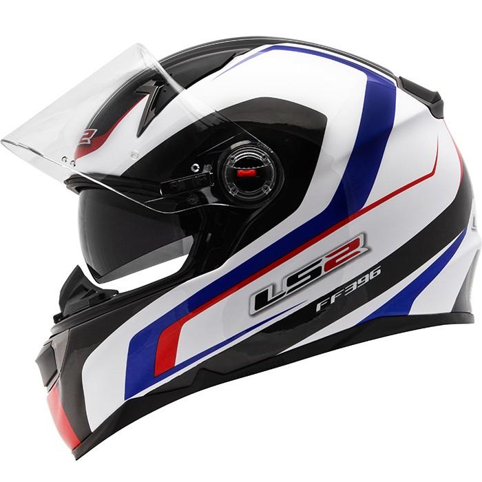Capacete LS2 FF396 Forza Azul c/ óculos NOVO!  - Super Bike - Loja Oficial Alpinestars