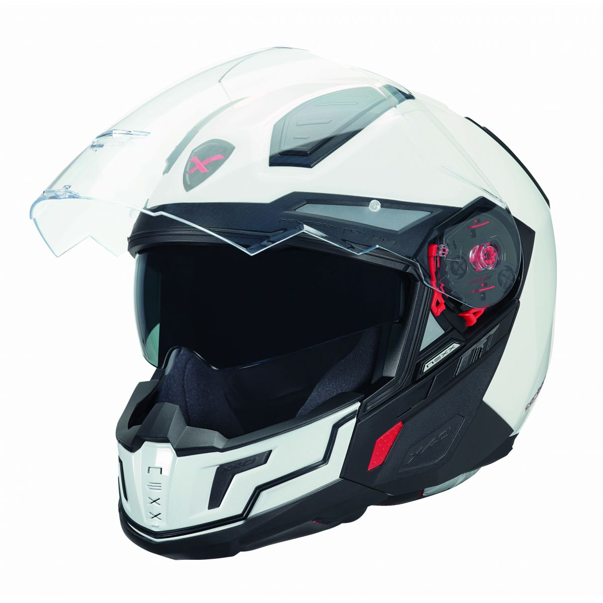 Capacete Nexx X40 Maxijet Plain Branco Promoção!  - Super Bike - Loja Oficial Alpinestars